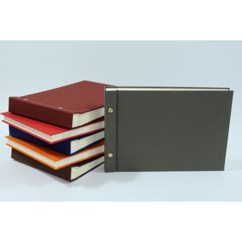 Fotoalbum mit Buchschrauben