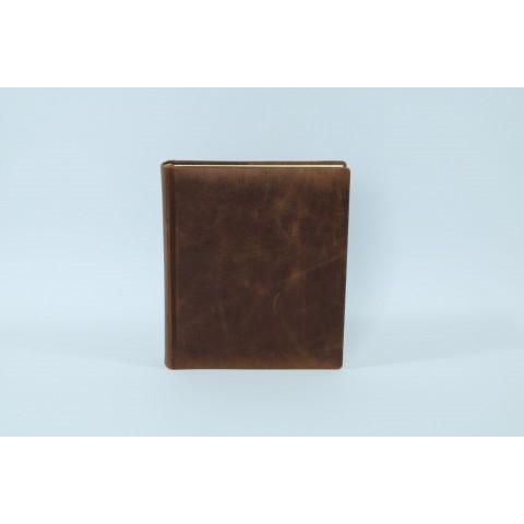 Hüttenbuch, walnussbraun