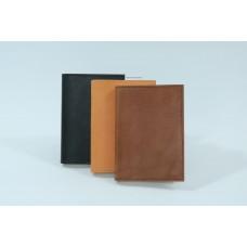 Lederhülle mit Buchblock / Notebook in the Jacket