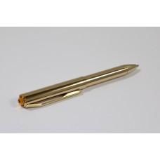 Mini-Kugelschreiber, gold