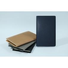 Lederhülle mit Notizbuch